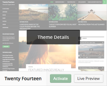 TwentyFourteenThemeHover