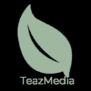 TeazMedia Logo Green
