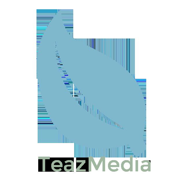 TeazMedia Logo 2016 Lg