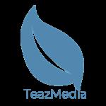 TeazMedia Header Logo